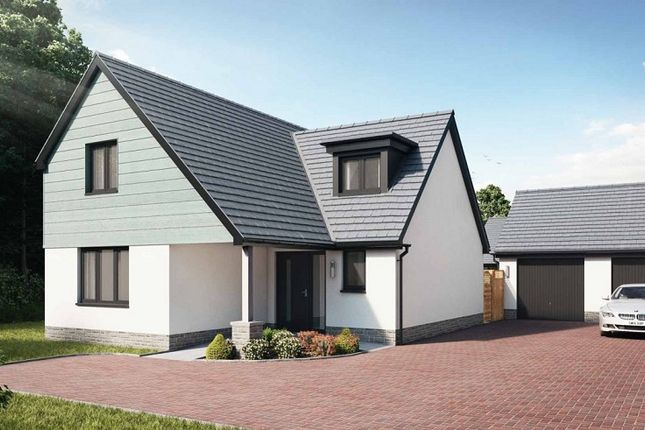 Thumbnail 3 bed detached house for sale in Plot 60, The Dinefwr Caswell, Swansea