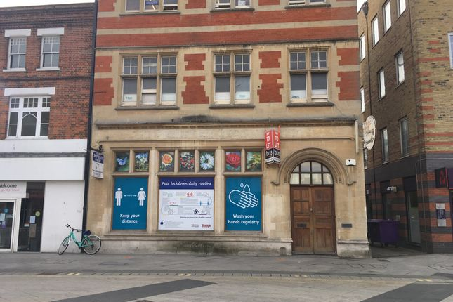 Thumbnail Retail premises to let in Ground Floor, 122-124 High Street, Slough