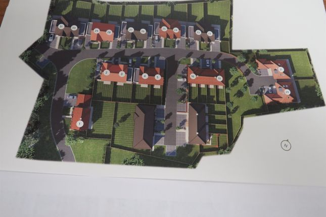 Thumbnail Semi-detached house for sale in St Francis Close, Tring
