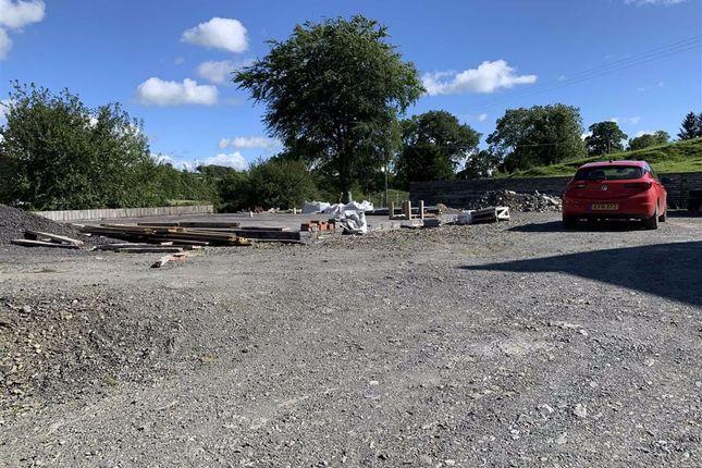 Land for sale in Talgarreg, Llandysul, Ceredigion SA44