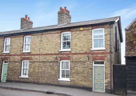 End terrace house for sale in High Street, Somersham, Huntingdon