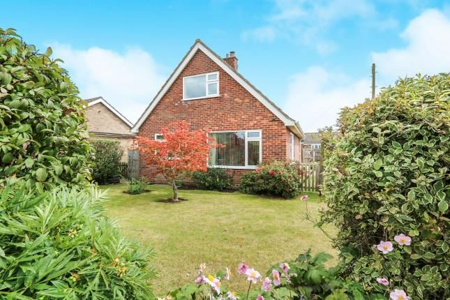Thumbnail Bungalow for sale in Attleborough, Norwich, Norfolk