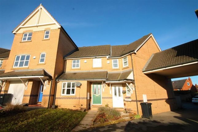 Thumbnail Town house to rent in Rosewood Crescent, Harrogate