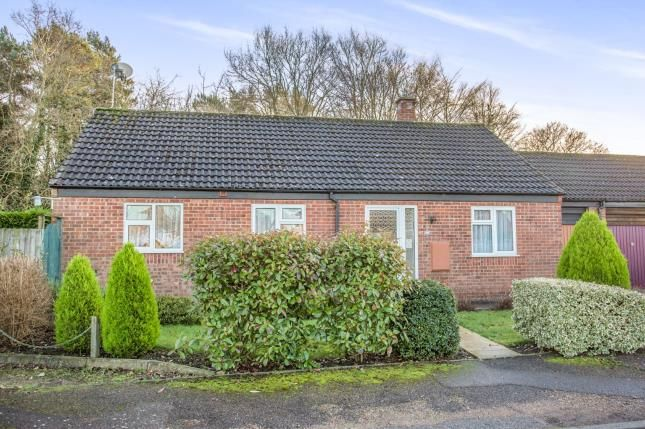 Thumbnail Bungalow for sale in Holt, Norfolk