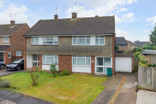 3 bed semi-detached house to rent in Chervilles, Barming, Maidstone ME16