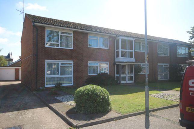 Thumbnail Flat to rent in The Limes, Thoroughgood Road, Clacton-On-Sea
