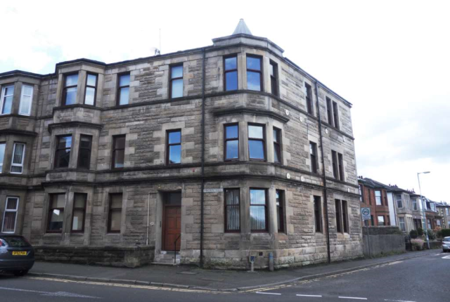 Thumbnail Flat to rent in Thornhill, Johnstone