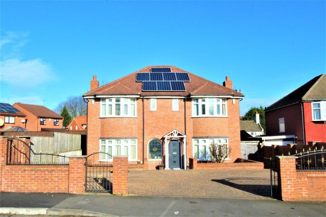 Thumbnail Detached house for sale in Trowell Road, Wollaton, Nottingham