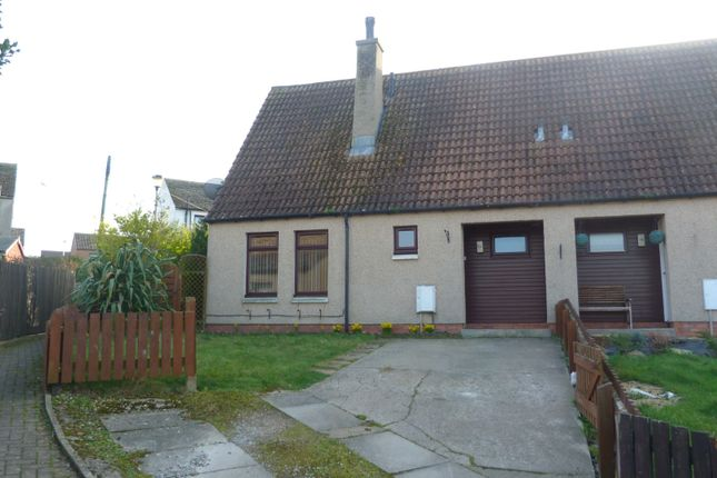 Thumbnail Semi-detached house for sale in Muirfield Crescent, New Elgin, Elgin
