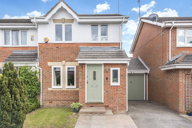 Thumbnail Semi-detached house for sale in The Floats, Riverhead, Sevenoaks, Kent