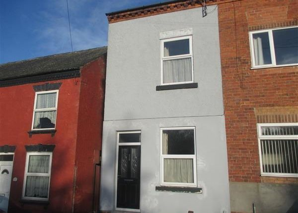 Thumbnail Terraced house for sale in Lynncroft, Eastwood, Nottingham