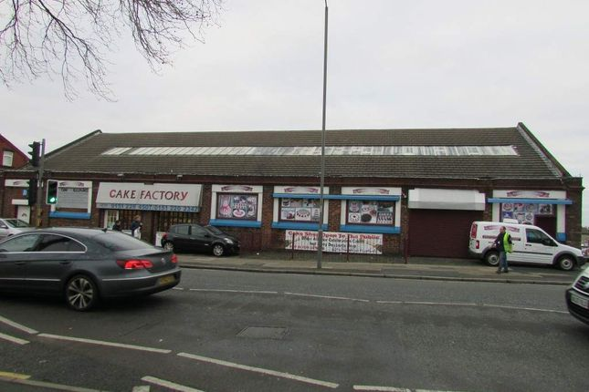 Thumbnail Commercial property for sale in Broad Green Road, Old Swan, Liverpool