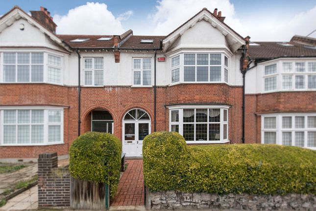 Thumbnail Terraced house for sale in Ellerton Road, London