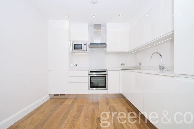 Thumbnail Flat to rent in Dalton Lodge, 9 The Avenue, London