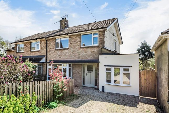 Semi-detached house for sale in The Green, Leafield