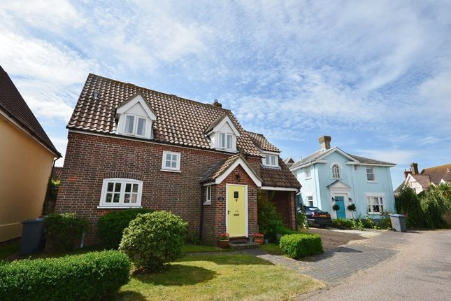 Thumbnail Detached house to rent in Mill Field, Aldeburgh