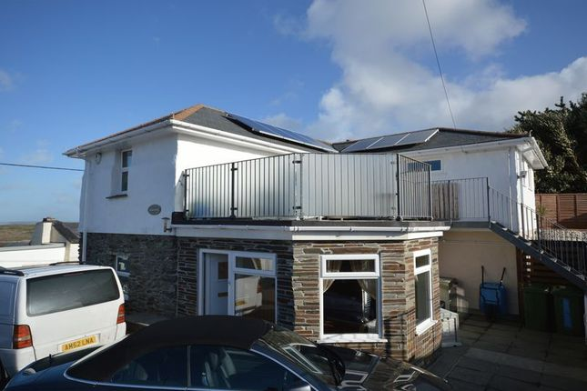 Thumbnail Detached house to rent in West Pentire, Crantock, Newquay