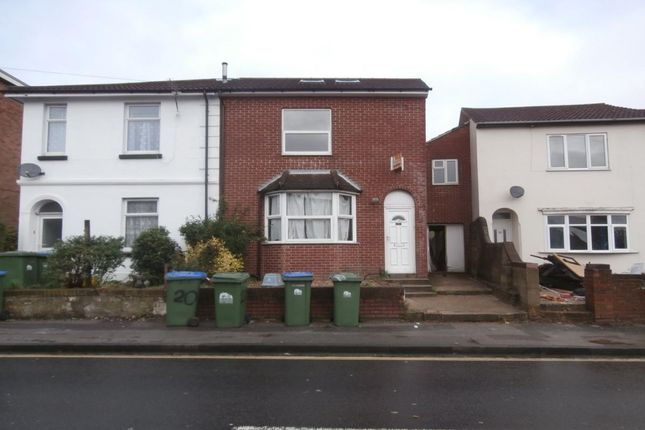 Thumbnail Semi-detached house to rent in Lodge Road, Southampton