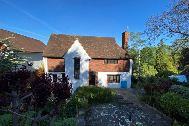Thumbnail Detached house to rent in Warwicks Bench, Guildford