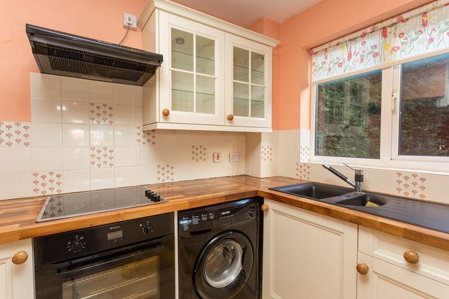 Thumbnail Town house to rent in Tregaron Gardens, New Malden