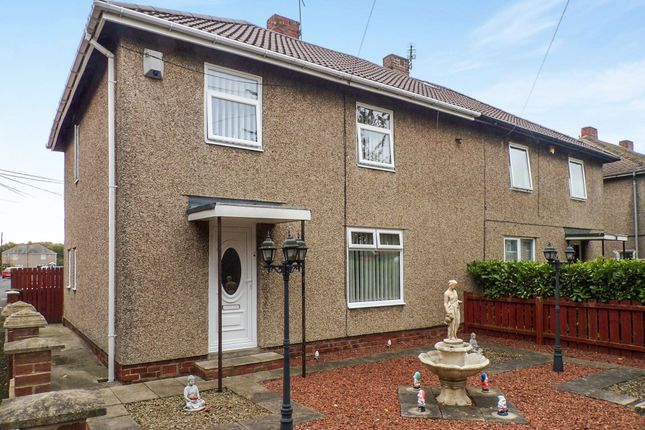 3 bed semi-detached house for sale in North View, Hazlerigg, Newcastle Upon Tyne