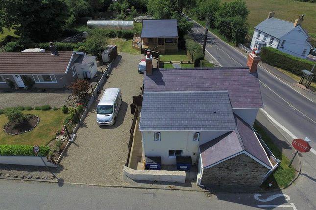Thumbnail Detached house for sale in Plwmp, Llandysul