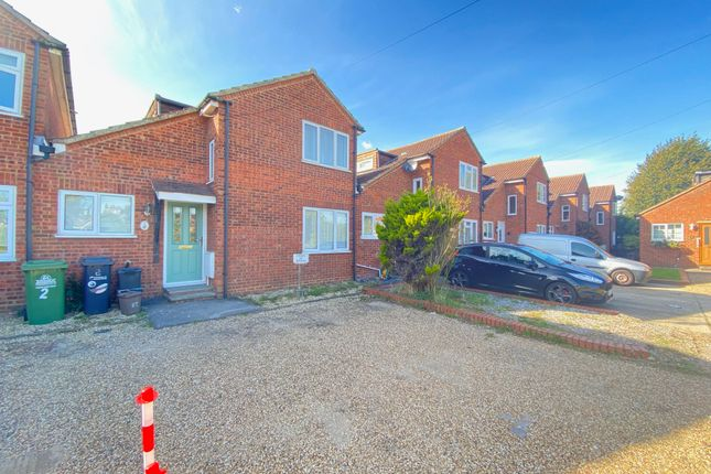 Thumbnail Property to rent in Woodmill Mews, Whittingstall Road, Hoddesdon