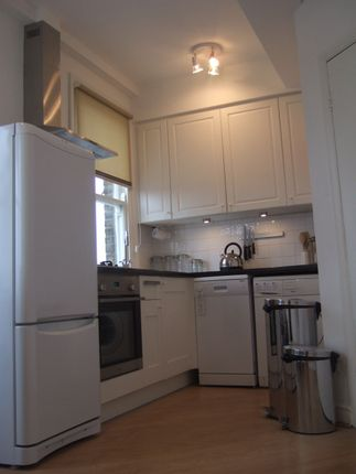 Thumbnail Flat to rent in Wells House Road, London