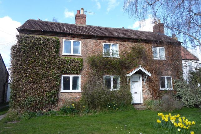 Thumbnail Detached house for sale in Little Fencote, Northallerton