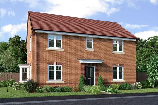 """Thumbnail Detached house for sale in """"Stevenson"""" at Neil Fox Way, Wakefield"""