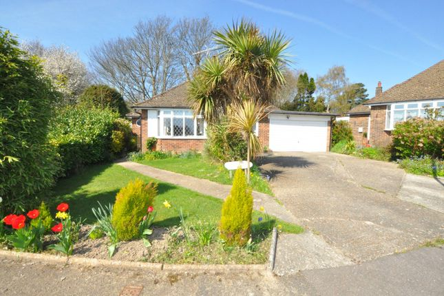 Thumbnail Bungalow for sale in Daresbury Close, Bexhill-On-Sea