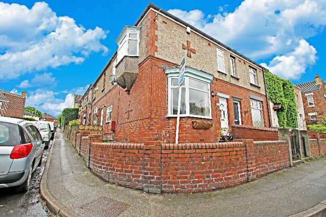 Thumbnail Terraced house for sale in Cross Street, Greasbrough, Rotherham