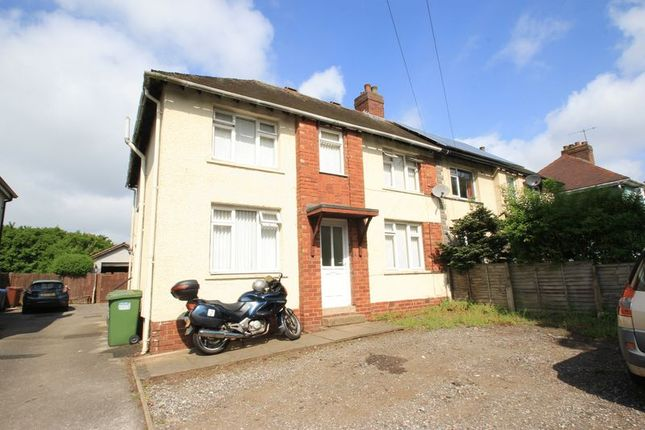 Thumbnail Semi-detached house to rent in Huntington Terrace Road, Cannock