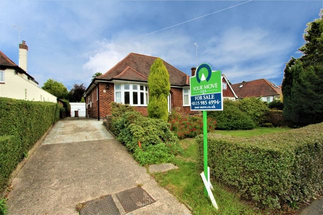 Thumbnail Bungalow for sale in Wollaton Vale, Wollaton, Nottingham