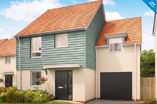 Thumbnail Semi-detached house for sale in Landsdowne Park, Totnes, Devon