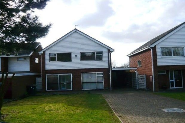 Thumbnail Detached house to rent in Valley Road, Lillington, Leamington Spa