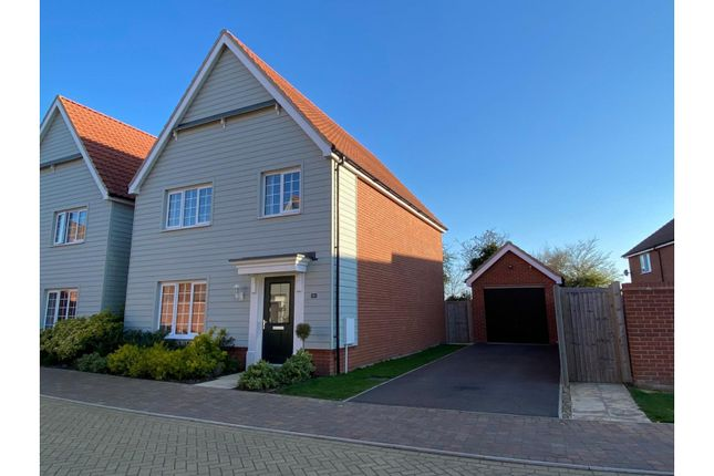 4 bed detached house for sale in Nigel Way, Trimley St. Martin IP11