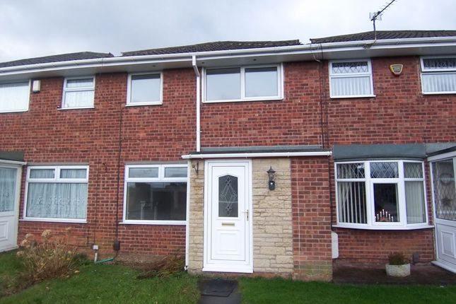 Thumbnail Terraced house to rent in Dales Avenue, Sutton-In-Ashfield, Nottinghamshire