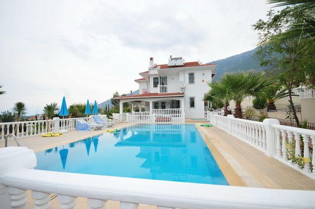 6 bed villa for sale in Upper Ovacik, Fethiye, Muğla, Aydın, Aegean, Turkey