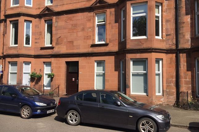 Thumbnail 1 bed flat for sale in Paisley Road West, Govan, Glasgow
