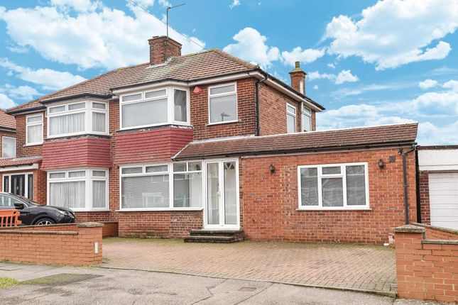 Thumbnail Semi-detached house to rent in Derwent Crescent, Stanmore