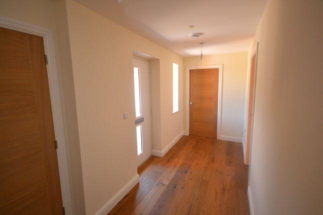 Hallway of Llwyn Onn, Abergele LL22