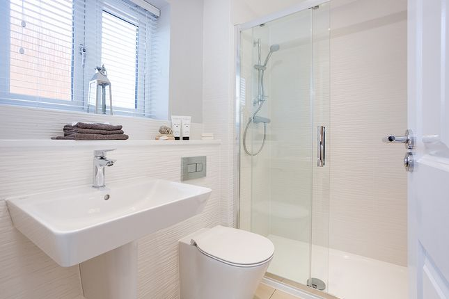 """3 bedroom semi-detached house for sale in """"The Sheringham"""" at Hallatrow Road, Paulton, Bristol"""