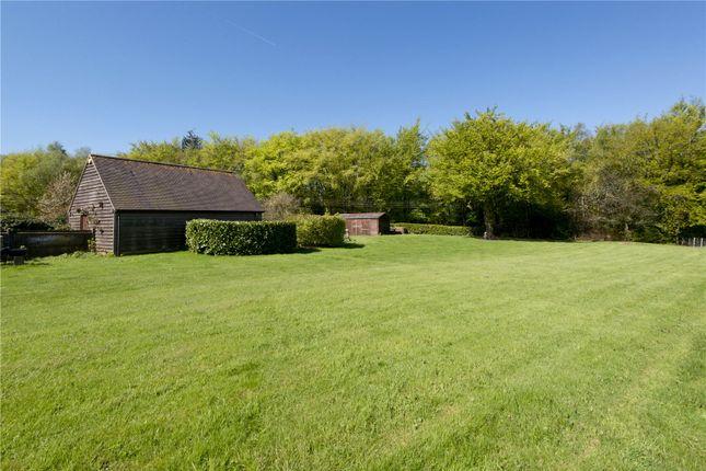 Paddock of Goathurst Common, Ide Hill, Sevenoaks, Kent TN14