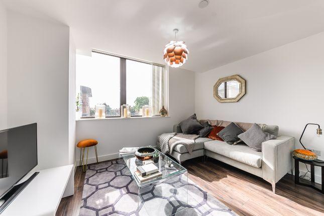 Thumbnail Flat for sale in 105 Broad Street, Birmingham