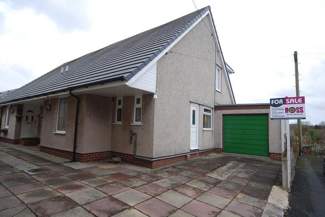 Thumbnail Semi-detached house for sale in Dale Street, Askam-In-Furness, Cumbria
