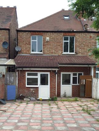 4 bed semi-detached house for sale in Bowrons Ave, Wembley