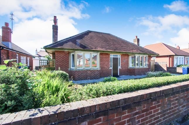 Thumbnail Bungalow for sale in Sandhurst Avenue, Lytham St Anne's, Lancashire, England