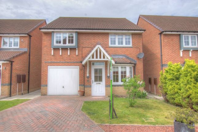 Thumbnail Detached house for sale in Abbotts Way, Consett