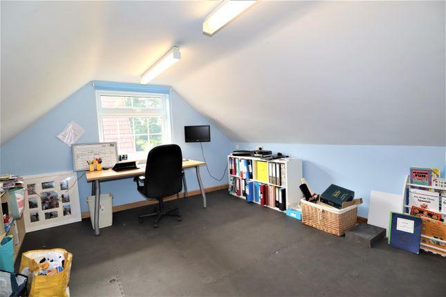 Room Above Garage